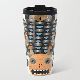 Feral Metal Travel Mug