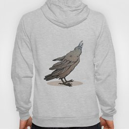 Crowing Crow Hoody