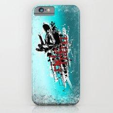 ride hard - snow Slim Case iPhone 6s