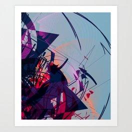 121717 Art Print
