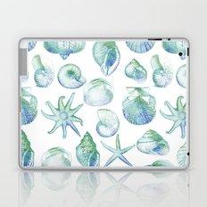 you, me & the sea Laptop & iPad Skin