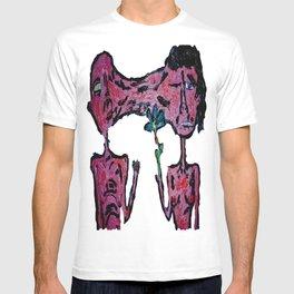 fist or flower T-shirt