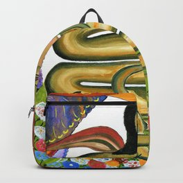 Hector Hyppolite - Damballah The Flame - Digital Remastered Edition Backpack