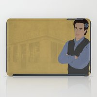 seinfeld iPad Cases featuring Jerry Seinfeld // Seinfeld // Graphic Design by Dick Smith Designs