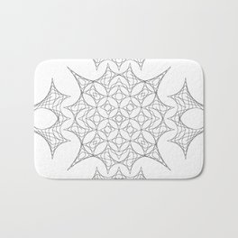 Geometric #5 Bath Mat
