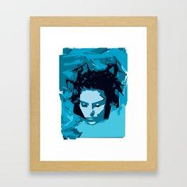 Twin Peaks - Laura Palmer Framed Art Print