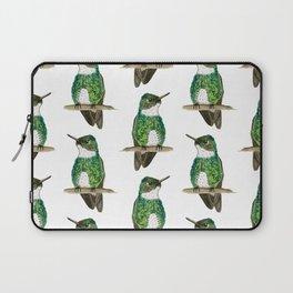 White-throated Hummingbird Laptop Sleeve