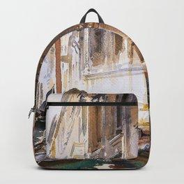 Gondoliers Siesta - Digital Remastered Edition Backpack