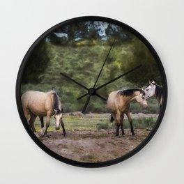 The Duns Wall Clock