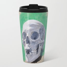 Toothless Skull Travel Mug