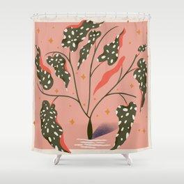 Flourishing Shower Curtain