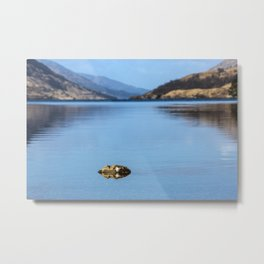 Glenfinnan, Loch Shiel Metal Print