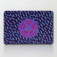 baphomet iPad Cases featuring BAPHOMET II by DIVIDUS
