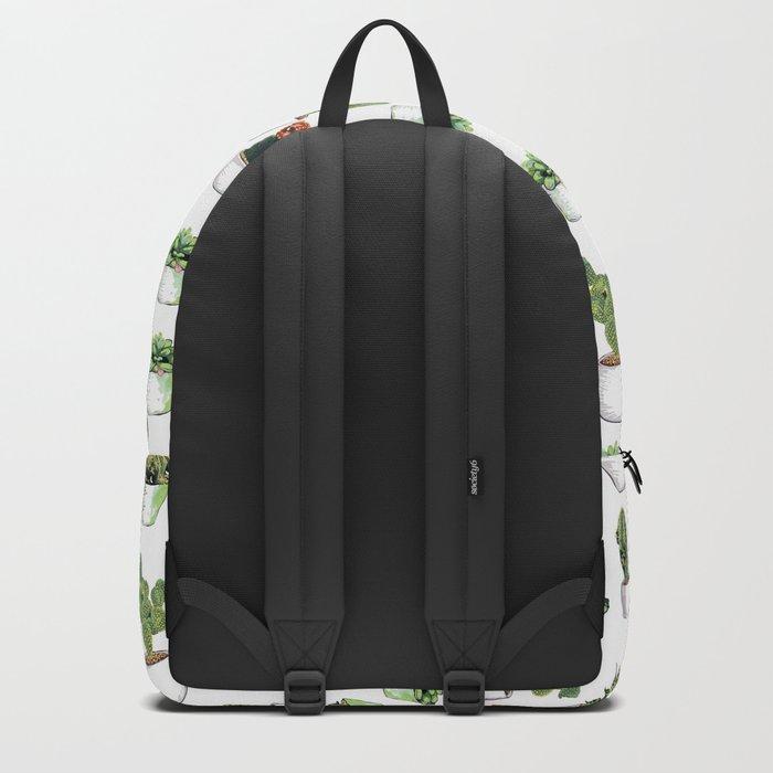 Cacti &  Pugculents Backpack
