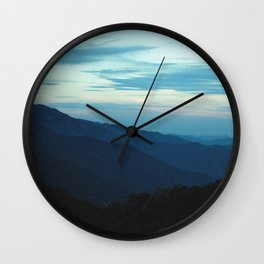 Sequoia National Park Wall Clock