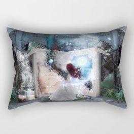 The Dangerous Mind Rectangular Pillow