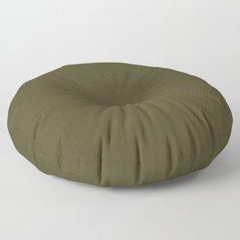 Clifftop Grazing ~ Sphagnum Moss Floor Pillow