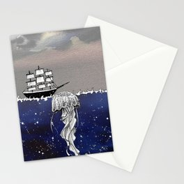 Deceptions Stationery Cards