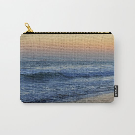 Beach. Carry-All Pouch