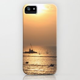 Erie Shore... iPhone Case