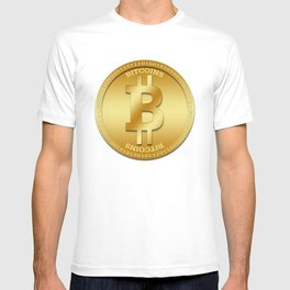 Bitcion Logic T-shirt