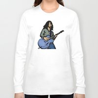 dave grohl Long Sleeve T-shirts featuring Dave by Kramcox