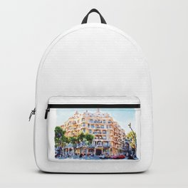 La Pedrera Barcelona Backpack