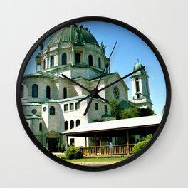 Basillica Wall Clock