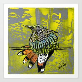 bird #2 Art Print