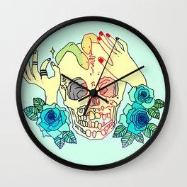 untitled 10 Wall Clock