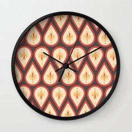 Forma Cuatro Wall Clock