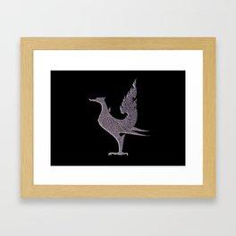 Hong50 Framed Art Print