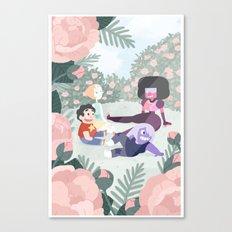 Steven Universe Gems Canvas Print