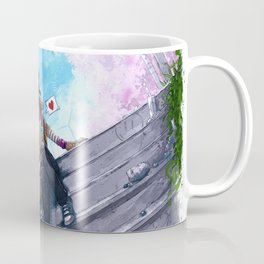 Day of the Dragonflies Coffee Mug