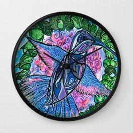Colibri-001 Wall Clock