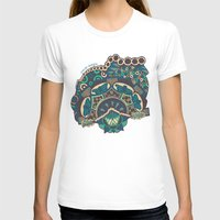glass T-shirts featuring Glass by J. Fuller