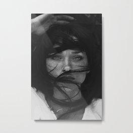 Freckles Metal Print