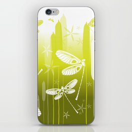 CN DRAGONFLY 1018 iPhone Skin