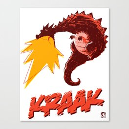 KRAAK – Dragon Canvas Print