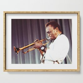 Miles Jazz Serving Tray