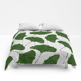 Ginkgo Leaf II Comforters