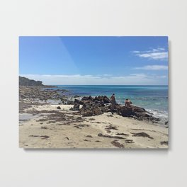 Curtis Bay Metal Print