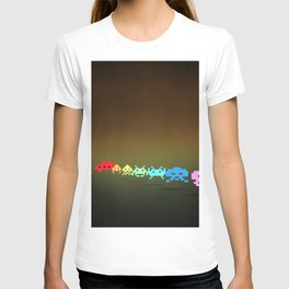 Space Invader - Pixel art T-shirt
