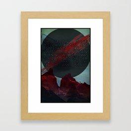 The Second Trumpet   3•2 Framed Art Print