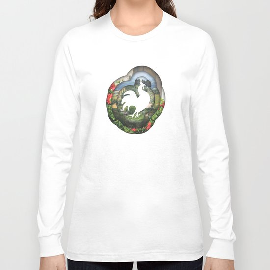 pastoral Long Sleeve T-shirt