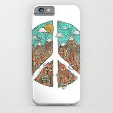 Peaceful Landscape Slim Case iPhone 6s