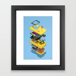 Assembly Required Framed Art Print
