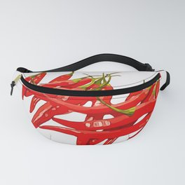 Red Hot Chili Fanny Pack