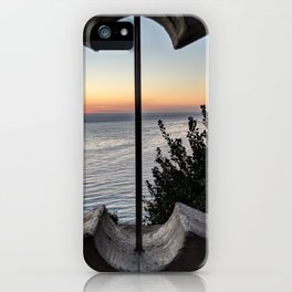 San Pedro Altered View iPhone Case