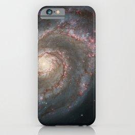 The Whirlpool Galaxy iPhone Case